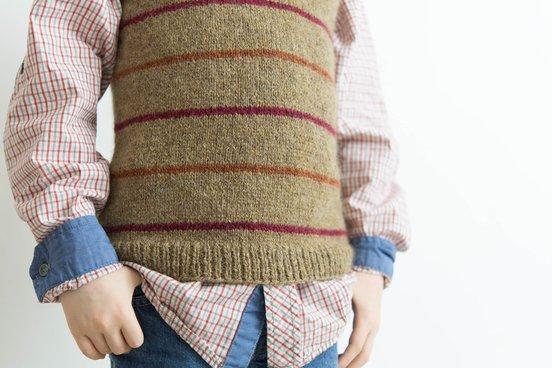 Alternating Stripes fabric