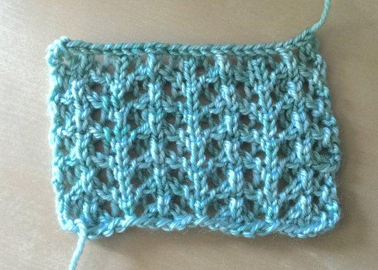 Little Arrowhead Lace fabric